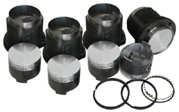 AA 88mm Big Bore Slip In Piston Kit