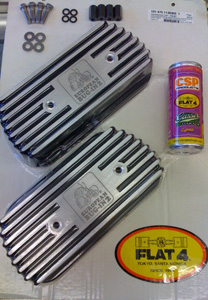 Csp Valve Covers Special on Convertible Bug