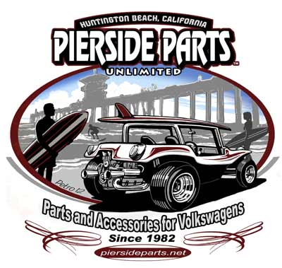 Petro Designs - Pierside Parts Hoodie