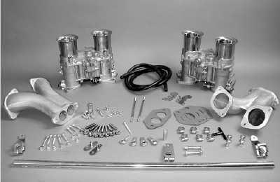 Dual Weber 48 Ida Carb Kit