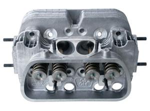 CB Performance 044 Ultra Wedge Port 46 x 37mm Stainless Steel Valves, CB650  Valve Springs & Titanium