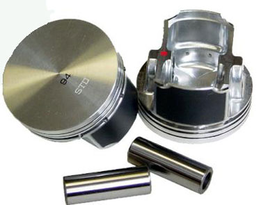 Aa Forged 94mm Slipper Skirt Racing Pistons Pierside Parts