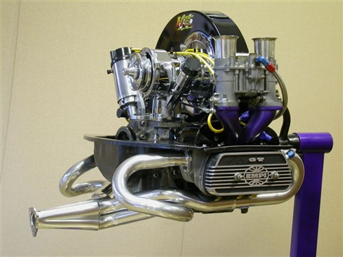 A1 Low Down 1 3 4 Quot Racing Header Quot V Quot Band Style Only