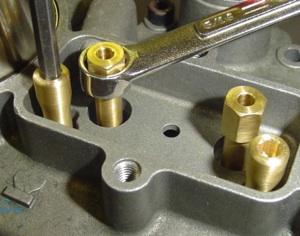 Jaycee 48ida Idle Jet Holders Pierside Parts